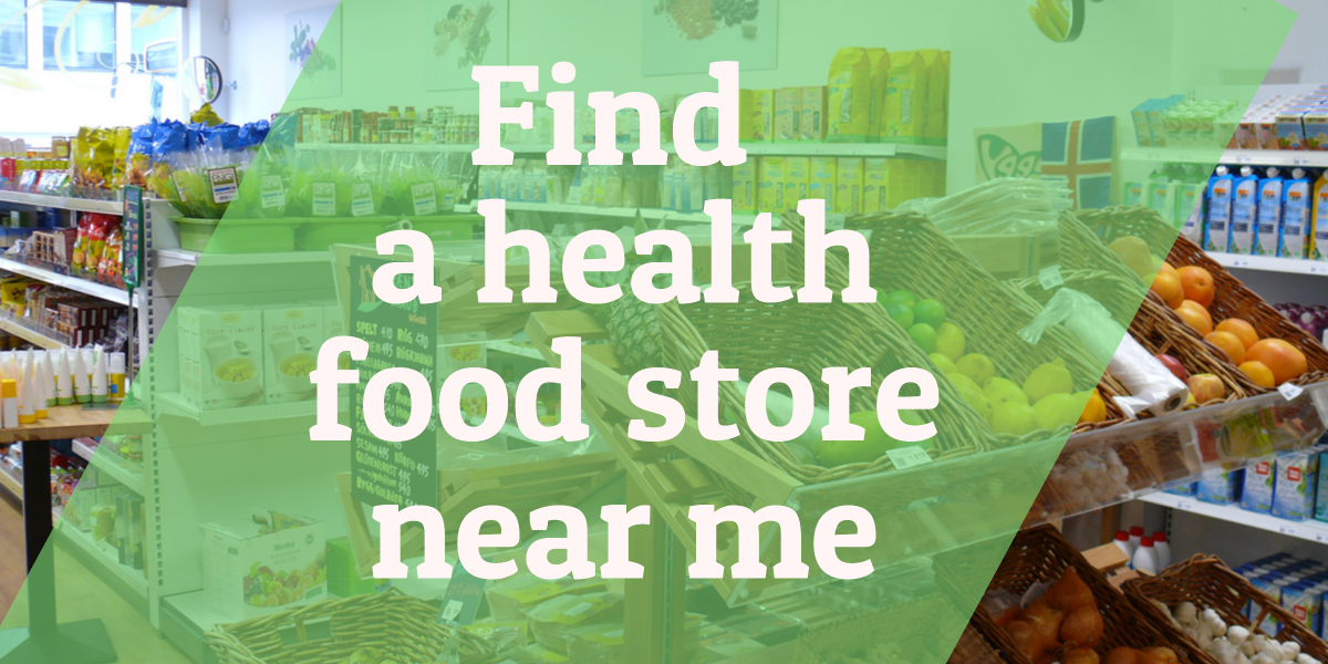 Find The Best Natural Health Food Store Near Me